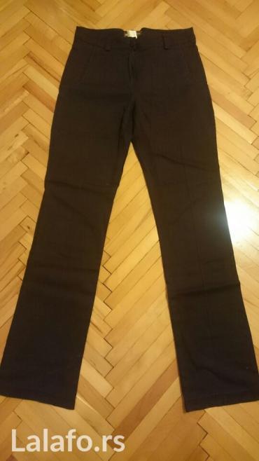 Brem-kosulja-br - Srbija: Braon pantalone, marke brem, veličina 38, bukvalno kao nove,odlučio
