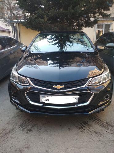 Chevrolet Cruze 1.4 l. 2016 | 138000 km