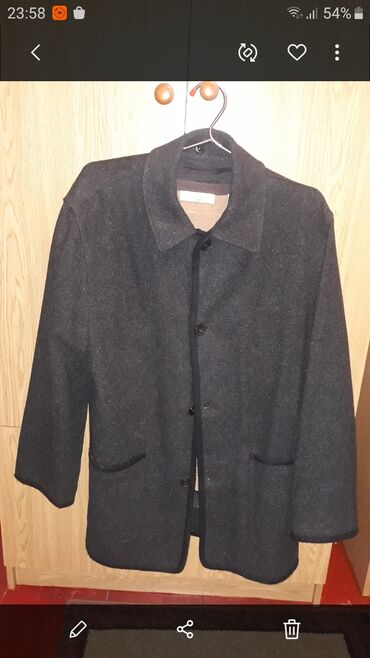 Пальто - Сокулук: Продаю пальто почти новое, хорошее качество размер xxl, нужно мерить