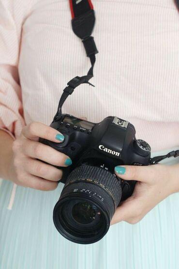 ретро фотоаппарат зенит в Кыргызстан: EOS 650D Пользовались для семьи, не коммерческое пользование!  Идеальн