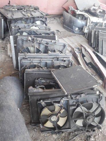 радиаторы на honda toyota.subaru в Бишкек