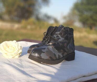 резиновые сапоги детские в Ак-Джол: Деми женские ботинки 36-41