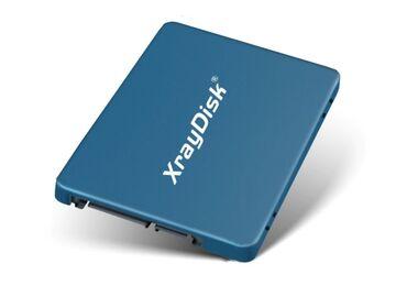 Жесткие диски, переносные винчестеры - Кыргызстан: Новый ssd 120GB есть гарантия! XrayDisk TLC 3D NAND sata-3 6gb/s