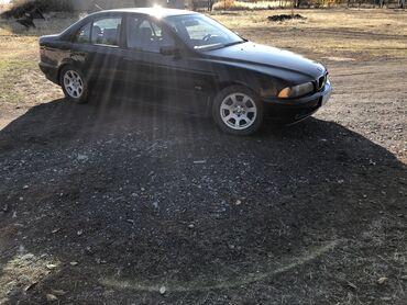 BMW 520 2.2 л. 2001