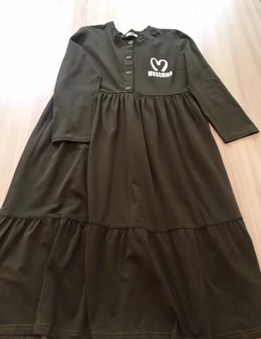Новые платья трикотаж Все размеры есть и цвета s-m-l. 42-44-46-48. Гуа