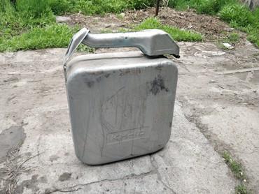 Продаю железную 10 литровую канистру, в Бишкек
