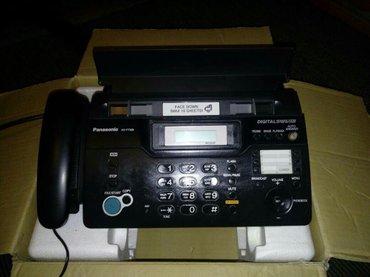 Факс!!! Panasonic в отличном состоянии!!! в Бишкек