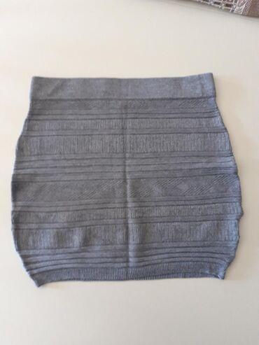 Amisu pletena mini suknja, vel. S
