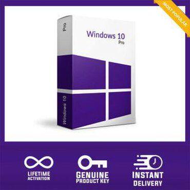 Računari, laptopovi i tableti | Bor: Windows 10 licenca aktivacioni kljuc originalKontakt sms, kp poruka