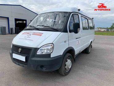 ГАЗ GAZel 3221 3.2 л. 2019 | 61407 км