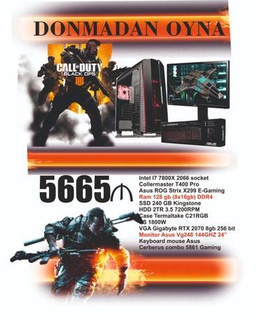 Bakı şəhərində 128GB Ram Zborka