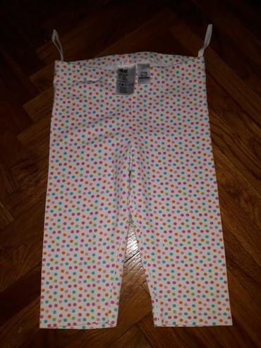 H&M Hello Kitty, velicina 98/104. Kao nove, 3/4 helanke. - Belgrade