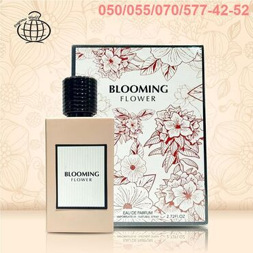 Gucci Bloom Eau de Parfum Spray for Women xanım ətrinin dubay variyant