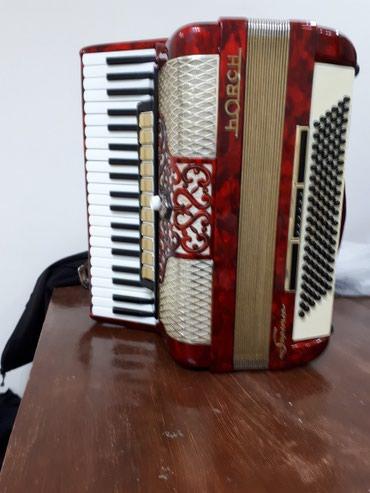 Германский аккордеон в отличном состоянии в Балыкчи