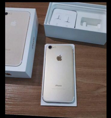 Продаю iPhone 7 32 gb полный комплект, состояние отличное в Бишкек