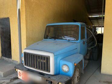 Транспорт - Каныш-Кия: Газ 53 С калибровкой с пистолетом для розничной продажи насосом