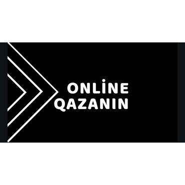 Vakansiya. Xanımlar üçün online iş Tələblər. DAİMİ İNTERNET İşində
