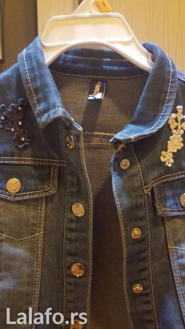 Novo decja teksas jaknica, dexi co, za 18 meseci - Nis