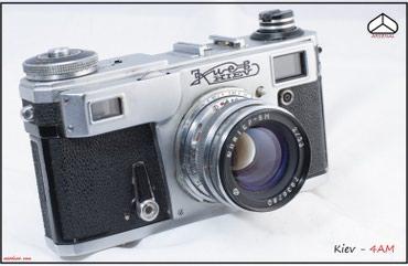 Дальномерный фотоаппарат Киев-4АМ в Бишкек