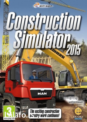 CONSTRUCTION SIMULATOR 2015 igra za pc (racunar i - Boljevac