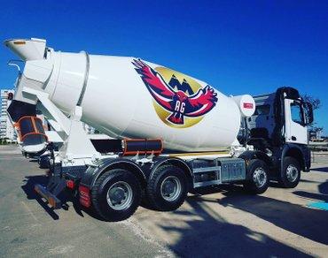 12 m3 beton mixer. Eylul truckmixer bishkek в Бишкек