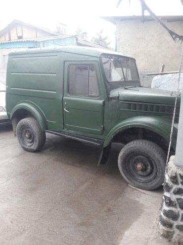 волга 31105 крайслер в Кыргызстан: ГАЗ 69 2.4 л. 1967