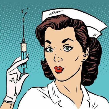 brjuki razmer 46 в Кыргызстан: Срочно требуется медсестра и санитарка для работы в наркологию
