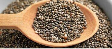 Vitaminlər və BAƏ - Bakı: Çia toxumları bitki lifləri, Omeqa-3 yağ turşusu, Ca, P, K, Fe, Mg və