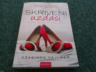 Pre - Srbija: Naslov: skriveni uzdas autor(i): džasinda vajlder izdavač: vulkan