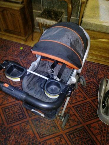 Продаю коляску graco,заказывали со в Бишкек