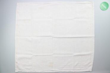 Маленька скатертина     Розмір: 77х87 см  Стан задовільний, є забрудне