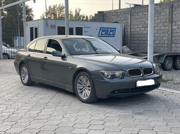установка газа на авто цена in Кыргызстан | СТО, РЕМОНТ ТРАНСПОРТА: BMW 7 series 3.6 л. 2002 | 200000 км