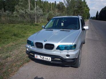BMW - Токмак: BMW X5 3 л. 2001