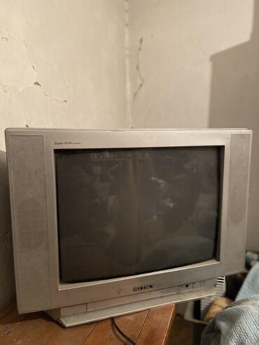 Электроника - Бает: Продаётся телевизор Sony работает хорошо только из-за перегрева