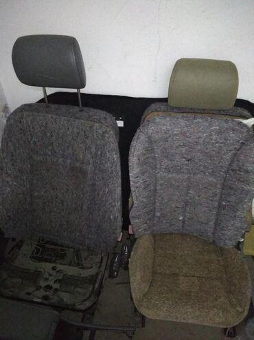 запчасти на мерседес w210 в Кыргызстан: Сиденье переднее пассажирское на Мерседес W210 на запчасти