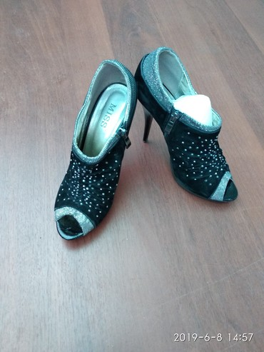 замшевые туфли вечерние в Кыргызстан: Женские туфли 37