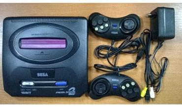 Bakı şəhərində Sega Mega Drive 2 ideal Veziyyetde