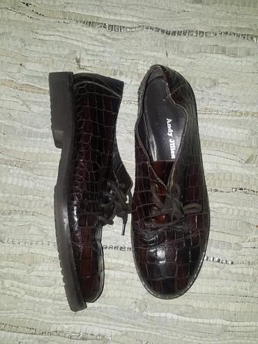 Cipele od KROKODILSKE KOZE KAO NOVE iz Svajcarske 39. bez ostecenja
