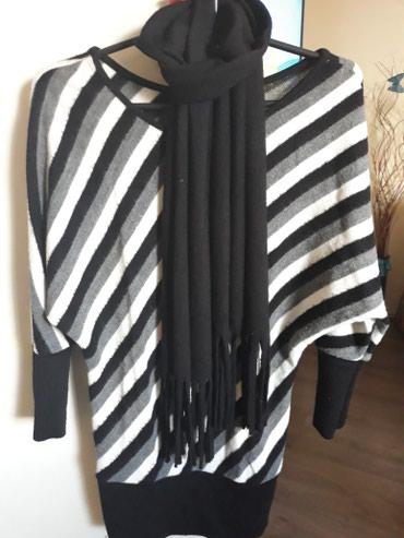 Ženska džemperi - Srbija: Tunika + sal,velicina s/m