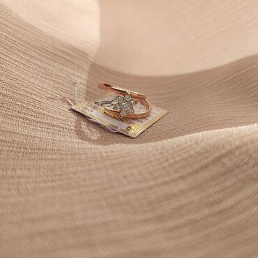 Личные вещи - Токтогул: Срочно продаю Новое ЗОЛОТОЕ кольцо 585проба Россия18размер1.06