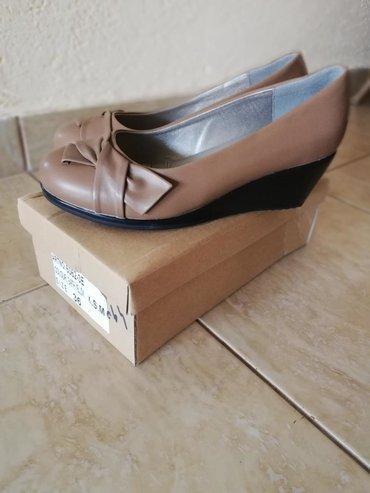 Ženska obuća | Jagodina: Kožne cipele platformaBr 36. Saljem Bexom trenutno. Rasprodaja sa mog