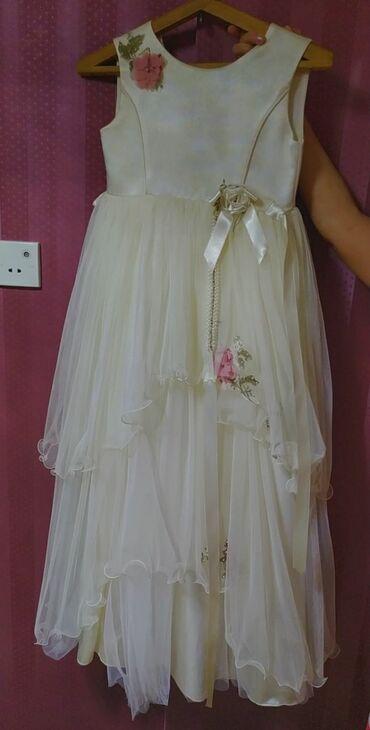 toy paltari - Azərbaycan: 10-11 yas gizlar üçün toy,şenlik paltari. Платье на мероприятия,свадьб