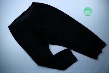 Жіночі однотонні штани р. М   Довжина: 97 см Довжина кроку:61 см Напів