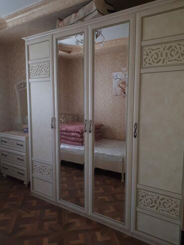 Embawooddan 1 ilin yataq desti. 3500 azn + 300 azn ortopedik matras