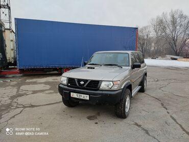nissan interstar в Кыргызстан: Nissan Patrol 2.8 л. 1998
