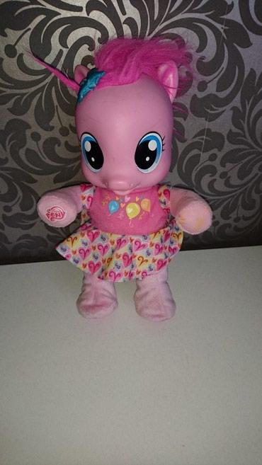my little pony yumsaq oyuncaqlar - Azərbaycan: Oyuncaq Little Pony batareykayla işliyir turkçe danışır игрушка