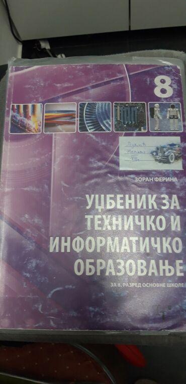 Tehnika - Srbija: Tehnicko za 8 razred
