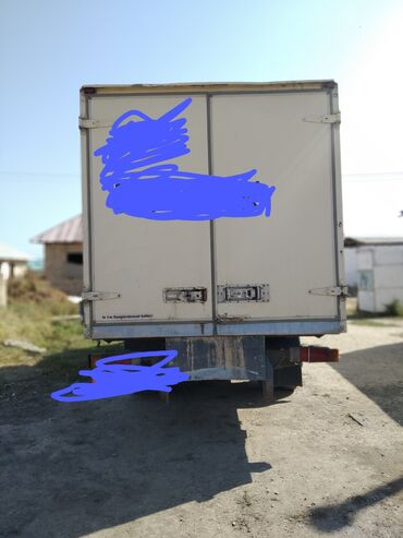 продаю холодильник бу in Кыргызстан   ХОЛОДИЛЬНИКИ: Холодильник режифиратор будка раз дл 4,6 высота 2.3 ширина 2,2 продаю