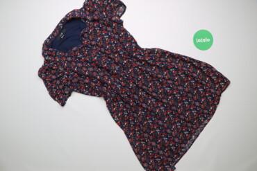 Женская одежда - Украина: Жіноча сукня з квітковим принтом XXI, p. S    Довжина: 77 см Ширина пл