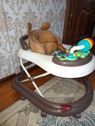мир швабр в Кыргызстан: Продаю ходунок хорошего качества!! Покупали в детском мире за 4500 !